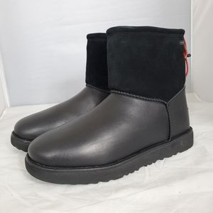 Other - Men's UGG Classic Toggle Waterproof Boot Black 9